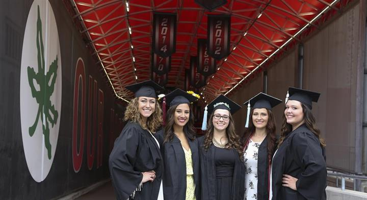 Ohio State Graduation 2020.Commencement Week